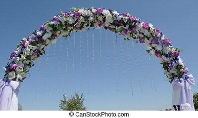 Arch on the beach