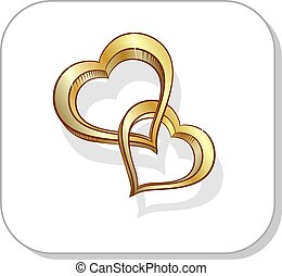Love symbol - Illustration of Love symbol