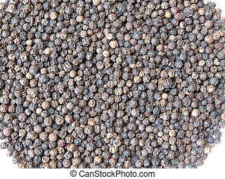 Pepper - Black pepper peppercorns