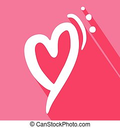 love symbol - Creative design of love symbol
