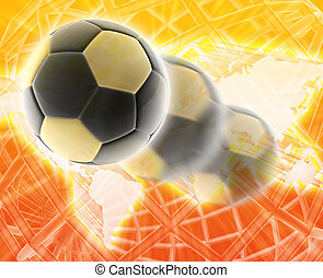 World cup football soccer - Worldwide international world...