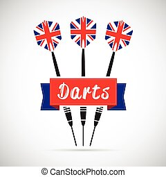 uk darts background