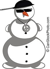 Mr snowman - Mr. Snowman is a rapper.