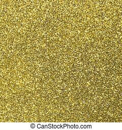 färgad,  uniformly, gul, bakgrund,  glitter, lysande