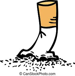 no tobacco - Creative design of no tobacco