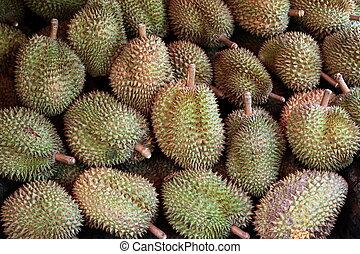ASIA THAILAND CHIANG MAI MARKET - fegetable at the Talat...