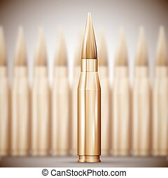 Bullet icons set isolated on colorful background. Vector...