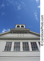 20th Century School House - An early 20th century school...
