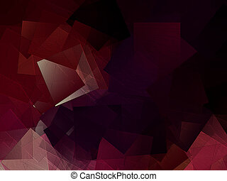 abstract Red background - Modern Red abstract background -...