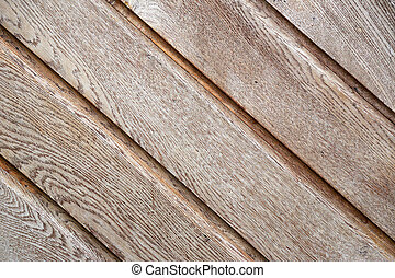 wooden slats on the wall as a background