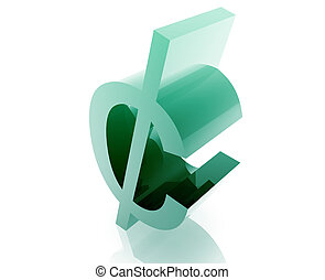 Cents money illustration - Cents money symbol illustration...