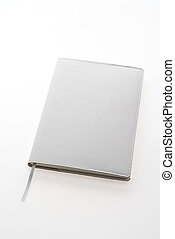 Mock up book - Blank Mock up book isolated on white...