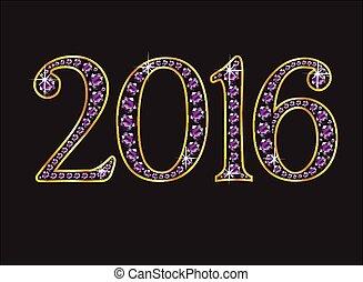 2016 Amethyst Jewels - 2016 in stunning amethyst precious...