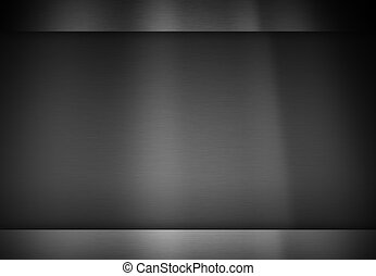 Metal dark texture neutral background - Dark metal texture...