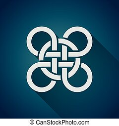 celtic symbol - Celtic symbol, logo icon design template,...