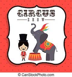 spectacular circus show design - spectacular circus show...