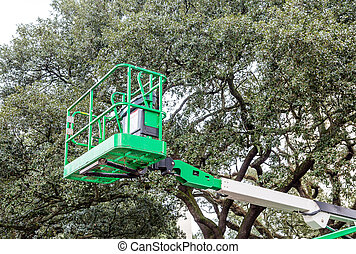 Green Lift by Green Tree - Green Platform Lift by Green Tree