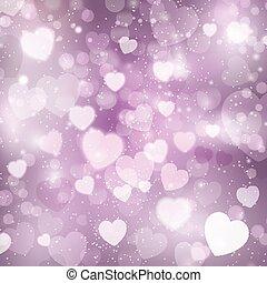Valentine's Day heart background 1301