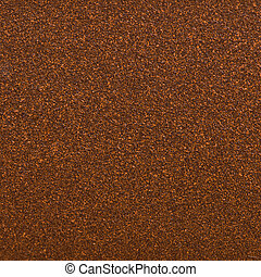 Copper metal texture background - Closeup detail of copper...