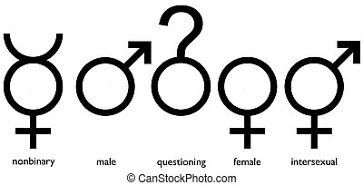 gender - Gender symbols