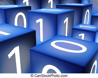 Binary Cube Concept