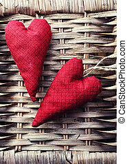 hearts for the holiday