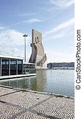 Padrao Dos Descobrimentos, Discovery Monument, Lisbon