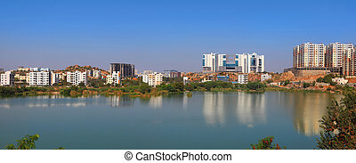 Hitec city in Hyderabad - Hitec city is a information...