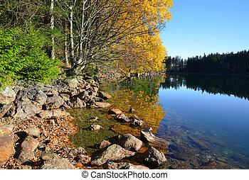 Black Lake - Czech republic - Black Lake, the Largest...