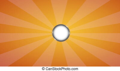 Chrome button design, Video Animation HD1080