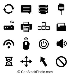 Computer and network devices