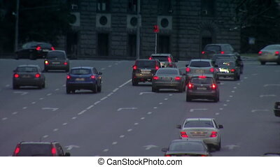 moscow traffic 1