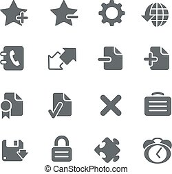 Web and Software Development icons