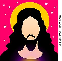 Jesus - Illustration of Jesus Christ