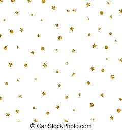 gold stars background 0812