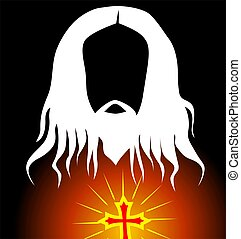 Jesus Christ - Illustration of Jesus Christ