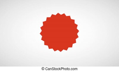 Cake icon design, Video Animation HD1080