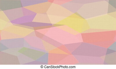 Abstract Background, Seamless Loop - Fullhd 1920x1080...