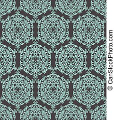 seamless tile decorative background 0105 - Seamless tile...