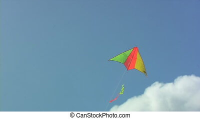 father, child and the kite 2