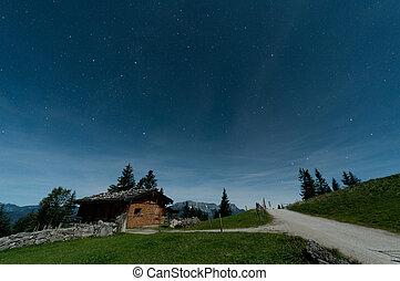 Hut in Berchtesgaden, Bavaria