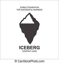 Company logo design, business symbol concept, minimal line...