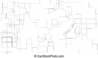 Outline heart symbol animation - Outline heart symbol...