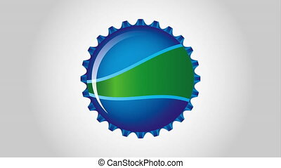 top icon design, Video Animation HD1080