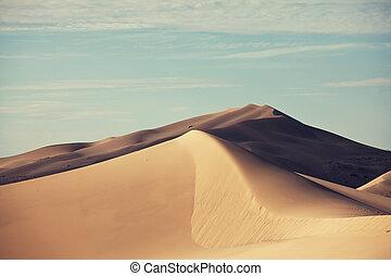 Gobi - Desert landscape