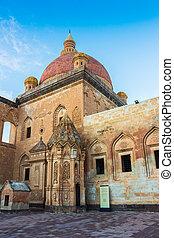 Ishak Pasha Palace Turkey - Ishak Pasha Palace and historic...