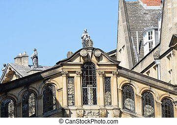 Top Bridge of Sighs Oxford - Top of Bridge of Sighs Oxford...