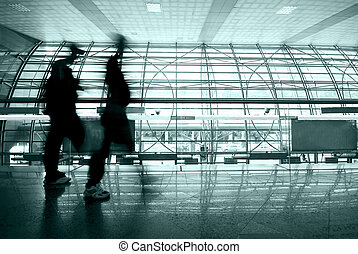 people walking - people with various activities with...