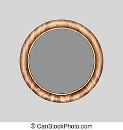 beautiful frame for your favorite p - round frame made of...