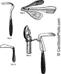 Fig 1 Tongue depressor fixed, Fig2 Tongue depressor...